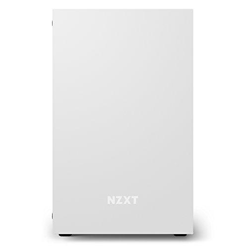 NZXT H200i ATX Mini ITX Mini ITX Tower (Preto / Branco)