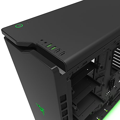 NZXT H440 ATX Mid Tower (Preto / Verde)