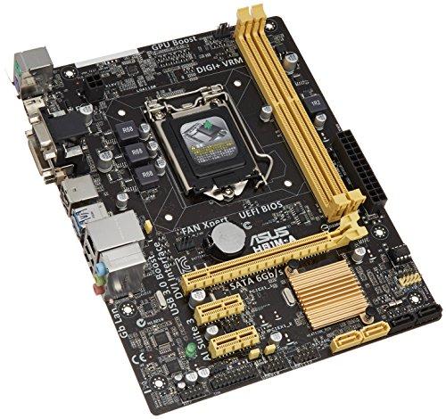 Asus H81M-A/BR Micro ATX LGA 1150