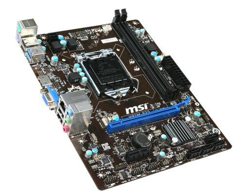 MSI H81M-E33 Micro ATX LGA 1150