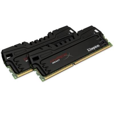 Kingston HyperX Beast Black Series 8GB (2x4GB) DDR3-1866