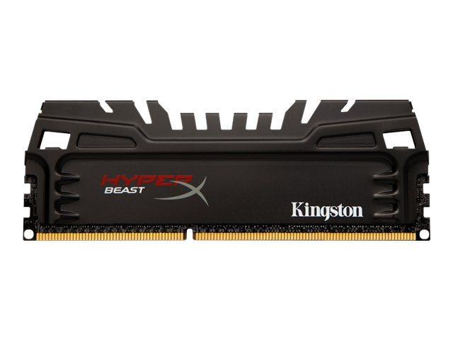 Kingston HyperX Beast Black Series 16GB (4x4GB) DDR3-1866