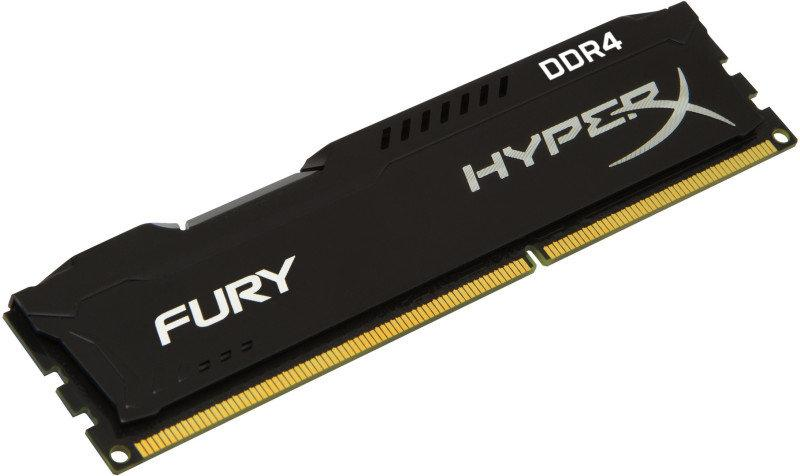 Kingston HyperX Fury Black Series 8GB (1x8GB) DDR4-2400