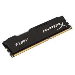 Kingston HyperX Fury Black Series 4GB (1x4GB) DDR3-1866