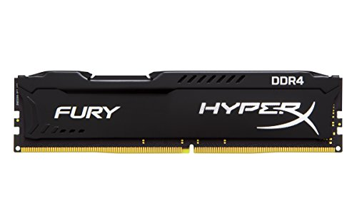 Kingston HyperX Fury Black Series 16GB (4x4GB) DDR4-2400