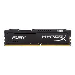 Kingston HyperX Fury Black Series 32GB (4x8GB) DDR4-2666