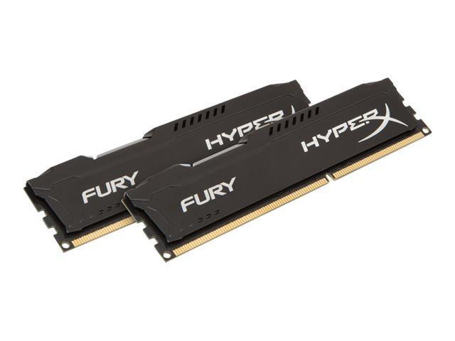 Kingston HyperX Fury Black Series 8GB (2x4GB) DDR3-1333