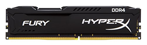 Kingston HyperX Fury Black Series 16GB (1x16GB) DDR4-2400