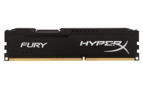 Kingston HyperX Fury Black Series 16GB (2x8GB) DDR3-1600