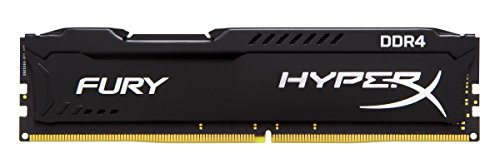 Kingston HyperX Fury Black Series 64GB (4x16GB) DDR4-2133