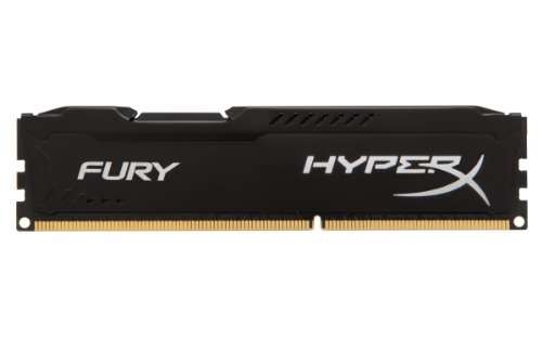 Kingston HyperX Fury Black Series 4GB (1x4GB) DDR3-1333