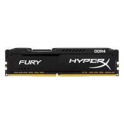 Kingston HyperX Fury Black Series 8GB (1x8GB) DDR4-2666