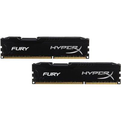 Kingston HyperX Fury Black Series 32GB (2x16GB) DDR4-2400