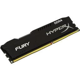 Kingston HyperX Fury Black Series 4GB (1x4GB) DDR4-2400