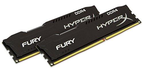 Kingston HyperX Fury Black Series 16GB (2x8GB) DDR4-2400