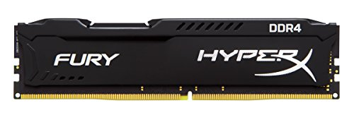 Kingston HyperX Fury Black Series 8GB (1x8GB) DDR4-2133
