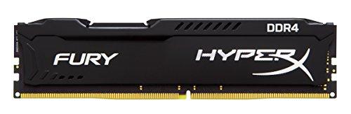 Kingston HyperX Fury Black Series 8GB (1x8GB) DDR4-2133