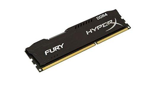 Kingston HyperX Fury Black Series 8GB (1x8GB) DDR4-2400