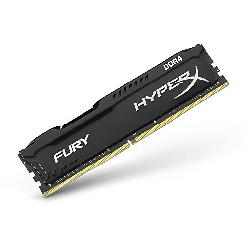 Kingston HyperX Fury Black Series 16GB (1x16GB) DDR4-2666
