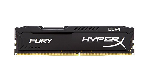 Kingston HyperX Fury Black Series 8GB (2x4GB) DDR4-2400