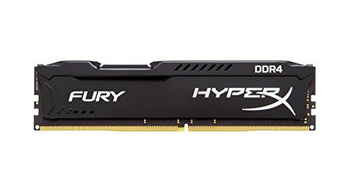 Kingston HyperX Fury Black Series 8GB (2x4GB) DDR4-2400