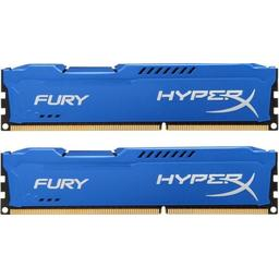 Kingston HyperX Fury Blue Series 8GB (2x4GB) DDR3-1333