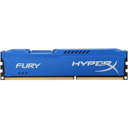 Kingston HyperX Fury Blue Series 4GB (1x4GB) DDR3-1866