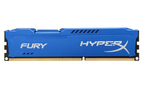 Kingston HyperX Fury Blue Series 4GB (1x4GB) DDR3-1600