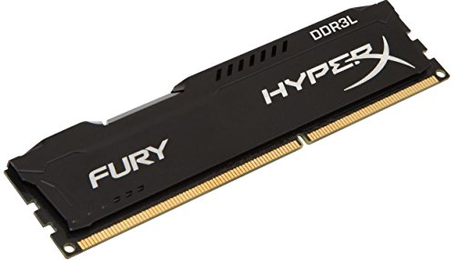 Kingston HyperX Fury Low Voltage Series 4GB (1x4GB) DDR3-1600