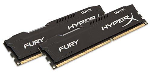 Kingston HyperX Fury Low Voltage Series 16GB (2x8GB) DDR3-1600