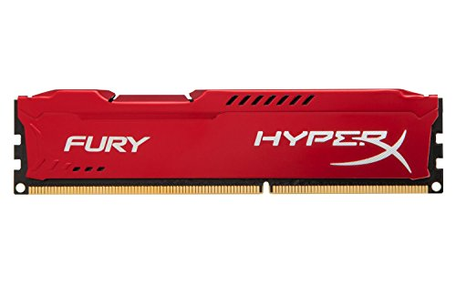 Kingston HyperX Fury Red Series 16GB (2x8GB) DDR3-1600