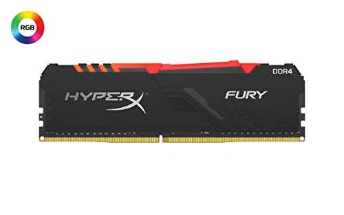 Memória Kingston HyperX Fury RGB