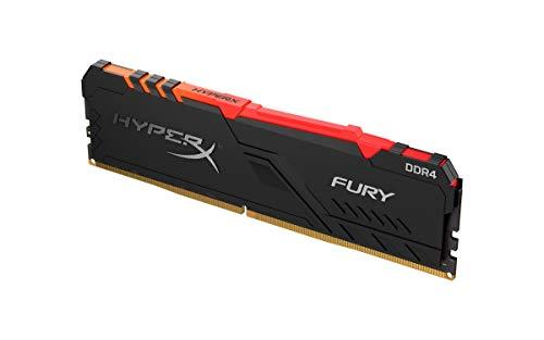 Kingston HyperX Fury RGB 8GB (1x8GB) DDR4-3000