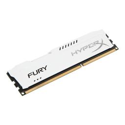 Kingston HyperX Fury White Series 8GB (1x8GB) DDR3-1333