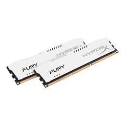 Kingston HyperX Fury White Series 16GB (2x8GB) DDR3-1333