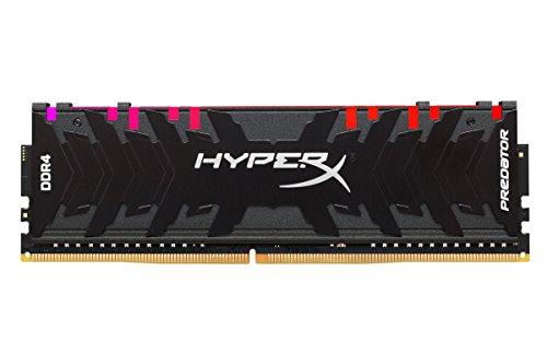 Memória Kingston HyperX Predator RGB