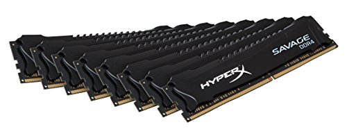 Kingston HyperX Savage Black Series 128GB (8x16GB) DDR4-2666