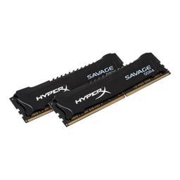 Kingston HyperX Savage Black Series 8GB (2x4GB) DDR4-2666