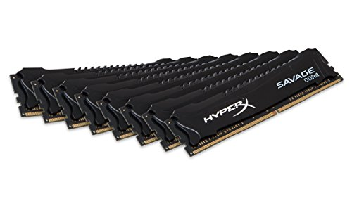 Kingston HyperX Savage Black Series 64GB (8x8GB) DDR4-2800