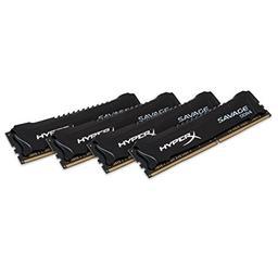 Kingston HyperX Savage Black Series 32GB (4x8GB) DDR4-3000