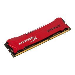 Kingston HyperX Savage Red Series 8GB (1x8GB) DDR3-1866