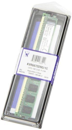 Kingston KVR667D2N5/1G 1GB (1x1GB) DDR2-667