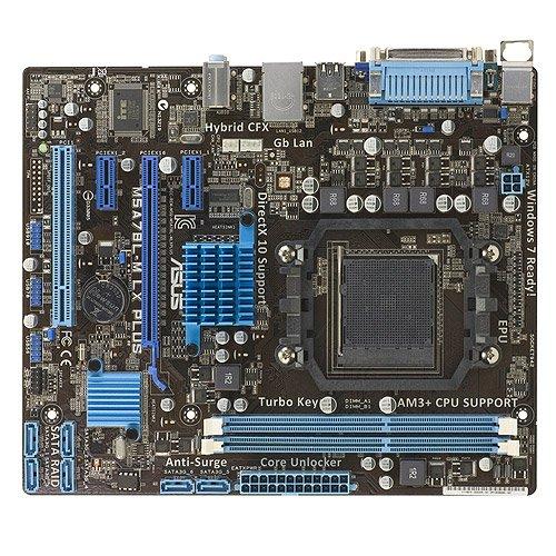 Asus M5A78L-M LX/BR Micro ATX AM3+