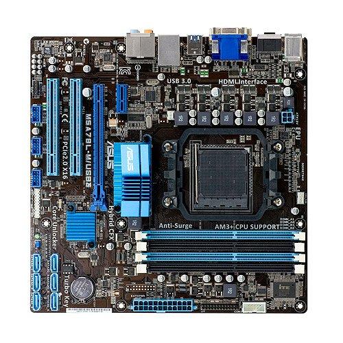 Asus M5A78L-M/USB3 Micro ATX AM3+