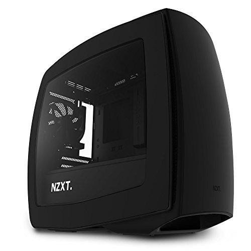 NZXT Manta Matte Mini ITX Desktop (Preto)