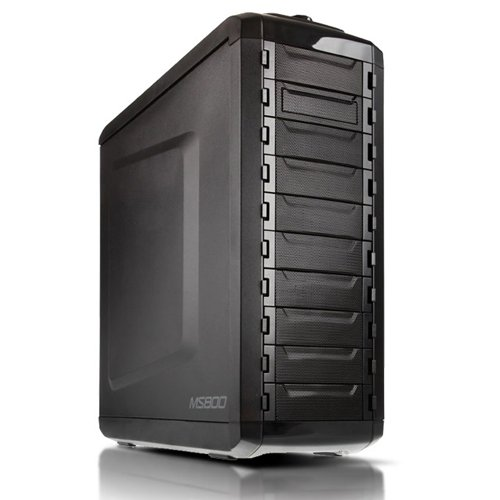 Zalman MS800 ATX Mid Tower (Preto)