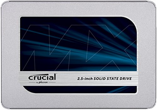 Crucial SSD MX500 2.5