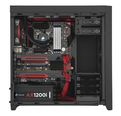 Corsair Obsidian Series 450D ATX Mid Tower (Preto)