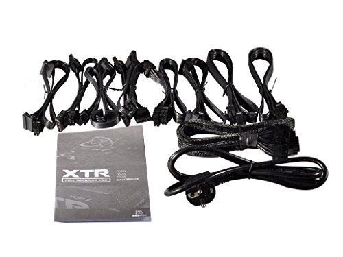 XFX P1-550B-BEFX 550W Certificado 80+ Gold Full-Modular ATX12V / EPS12V