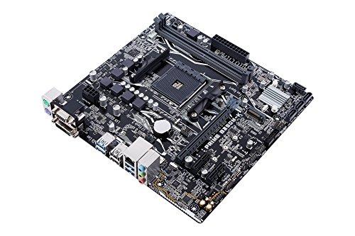 Asus PRIME B350M-K Micro ATX AM4